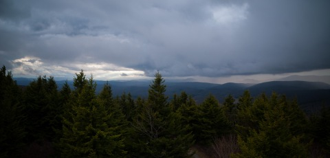 Spruce Knob - Seneca Rocks National Recreation Area- _-10